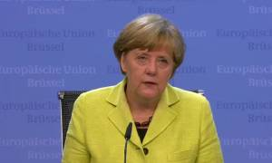 Μέρκελ: Έχουμε μία βάση εκκίνησης – Υπολείπονται πολλά