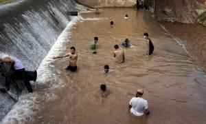 Φονικός καύσωνας στο Πακιστάν με περισσότερους από 200 νεκρούς