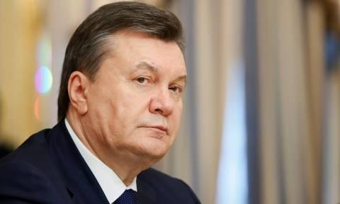 Β. Γιανουκόβιτς: Ο B. Πούτιν «μου έσωσε τη ζωή»