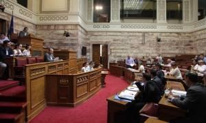 Ένταση στη Βουλή – Αποχώρησε η ΝΔ από τη συζήτηση νομοσχεδίου για ασφαλιστικά θέματα