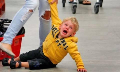 Έτσι θα αντιμετωπίσετε σωστά τις εκρήξεις θυμού του παιδιού σας!