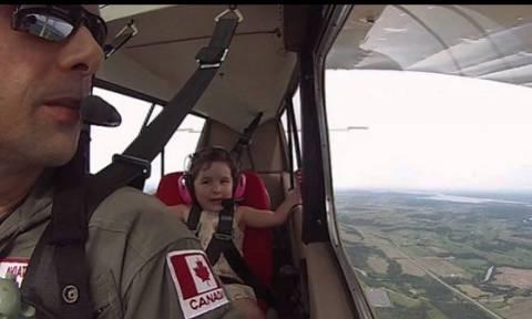 Επικίνδυνες αποστολές για μπαμπά και κόρη! Δείτε για ποιο λόγο