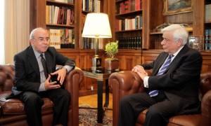 Παυλόπουλος: Κοινός ο αγώνας για να μείνει η Ελλάδα στην Ευρώπη