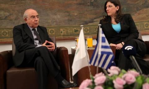 Κωνσταντοπούλου: Τα όσα ακούγονται περί Grexit χρησιμοποιούνται ως μοχλός εκβιασμού