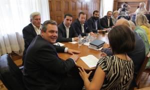 Συνεδριάζει η ΚΟ των ΑΝΕΛ για τα μέτρα της συμφωνίας