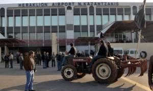 Ηράκλειο: Αθώοι οι κρίθηκαν οι αγρότες που έκαναν κατάληψη στο αεροδρόμιο το 2009