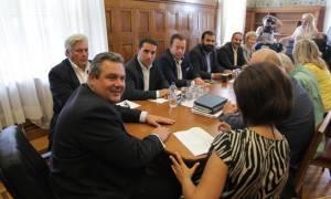 Προαπαιτούμενο για τους Ανεξάρτητους Έλληνες να υπάρξει δέσμευση για το χρέος