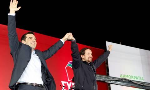 Ιγκλέσιας: Να δεχθεί η ΕΕ το χέρι που της απλώνει ο Τσίπρας