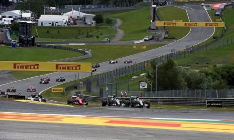 F1 Grand Prix Αυστρίας: Νίκη από λάθος ή στρατηγική; (Photos)
