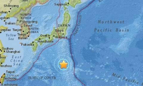 Σεισμός 6,9R στην Ιαπωνία