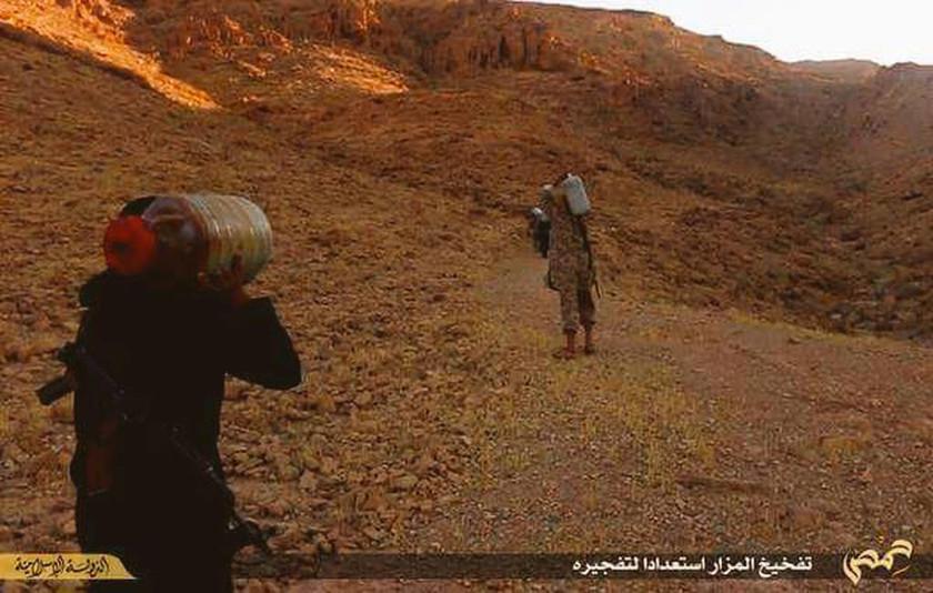 Το Ισλαμικό Κράτος ανατίναξε αρχαίους ναούς στην Παλμύρα