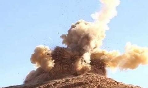 Το Ισλαμικό Κράτος ανατίναξε αρχαίους ναούς στην Παλμύρα (video+photos)