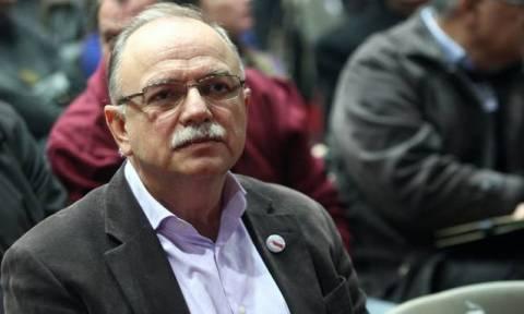 O Παπαδημούλης διαψεύδει τα περι «διαρροής» βουλευτών του ΣΥΡΙΖΑ στην ψηφοφορία για τη συμφωνία