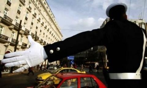 Κυκλοφοριακές ρυθμίσεις στη Λ. Αθηνών λόγω εργασιών