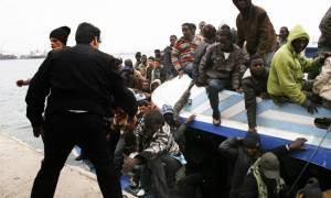 Ιταλία: Περισσότεροι από 2.700 μετανάστες διασώθηκαν στη Μεσόγειο τη Δευτέρα