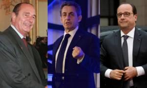 Γαλλία: Η NSA παρακολουθούσε για έξι χρόνια τους προέδρους Σιράκ, Σαρκοζί και Ολάντ!