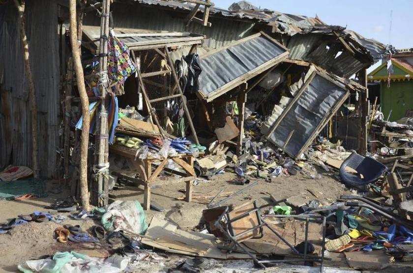 Νιγηρία: 12χρονο κορίτσι ανατινάχθηκε στην αγορά - 10 νεκροί