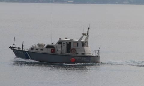 Ακυβέρνητο σκάφος στην Αστυπάλαια