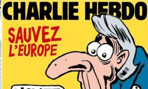 Charlie Hebdo: Πνίξτε έναν Έλληνα
