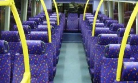 Γιατί τα καθίσματα των λεωφορείων είναι πάντα πολύχρωμα; (video)