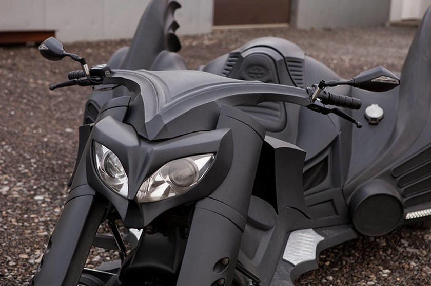 Batmobile μοτοσικλέτα για σένα (photos)