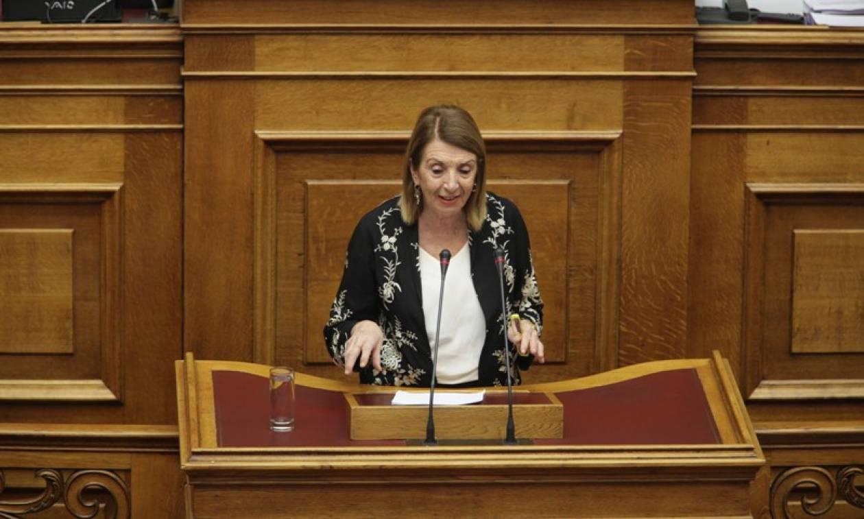 Χριστοδουλοπούλου: Το νομοσχέδιο για την απόδοση ιθαγένειας αφορά την ίδια την Δημοκρατία