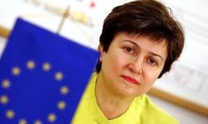 Γκεοργκίεβα: «Οι προτάσεις της Ελλάδας ισχυρό βήμα προς τη σωστή κατεύθυνση»
