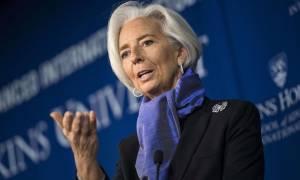 Λαγκάρντ: Δεν επιθυμούμε Grexit