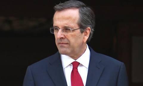Μεταβατική κυβέρνηση προτείνει ο Α. Σαμαράς