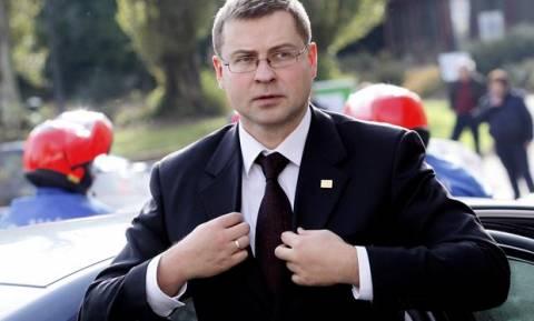 Eurogroup – Ντομπρόβσκις: Δεν έχουμε φτάσει στο επιθυμητό αποτέλεσμα