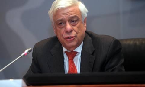Παυλόπουλος: Το μέλλον της Ελλάδας είναι στην Ευρώπη