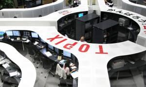 Χρηματιστήριο Τόκιο: Με πτώση άνοιξε ο Nikkei