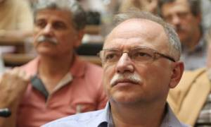 Παπαδημούλης: Θέλουν να ρίξουν την κυβέρνηση Τσίπρα - Δεν θα τους περάσει