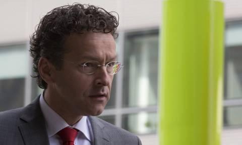Eurogroup: Ντάισελμπλουμ-Στο κείμενο των θεσμών η συζήτηση