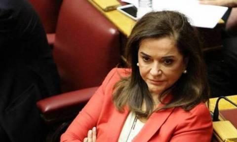 Ενότητα και εθνική συσπείρωση ζητάει η Μπακογιάννη