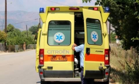 Ηλεία: Απεβίωσε ο ηλικιωμένος που αυτοπυρπολήθηκε