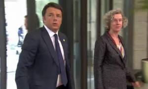 Σύνοδος Κορυφής – Ρέντσι: Συμφωνία σύντομα αλλά όχι σήμερα (video)