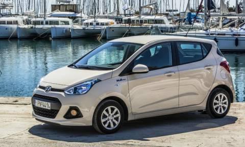Hyundai: Το i10 αναδείχθηκε το Καλύτερο Αυτοκίνητο Πόλης