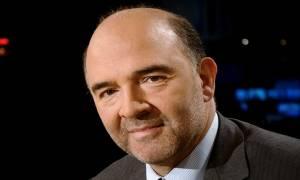 Μοσκοβισί: ΦΠΑ και συντάξεις τα «αγκάθια» στις διαπραγματεύσεις