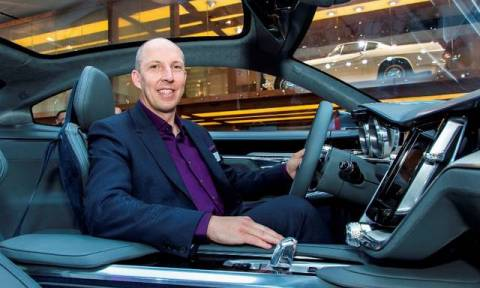 Volvo: Το XC90 σαρώνει τα βραβεία (photos)