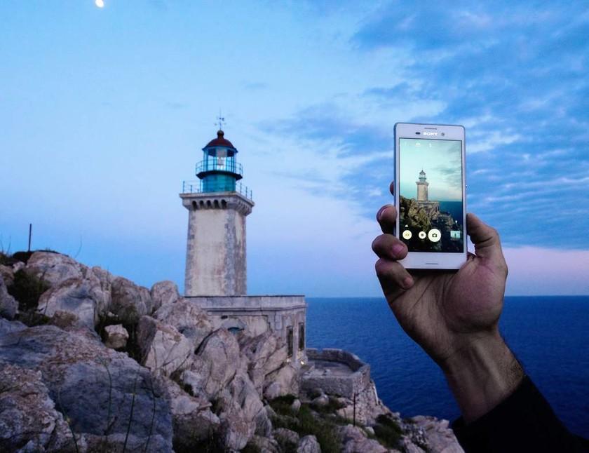 Αφιέρωμα στους φάρους της Ελλάδος από τη Sony Mobile (pics)