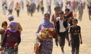 Ισλαμικό Κράτος: Πάνω από σαράντα γυναίκες πουλήθηκαν ως «σκλάβες»
