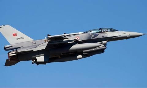 Πρόκληση τουρκικού αεροσκάφους στο νοτιοανατολικό Αιγαίο
