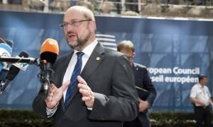 Σουλτς: «Δεν πιστεύω ότι θα υπάρξει Grexit»