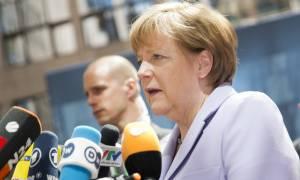 Μέρκελ: Το Σάββατο πρέπει να βρεθεί μια τελική λύση για την Ελλάδα (video)