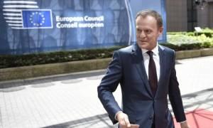 Τουσκ: «Δεν χρειάζεται νέα Σύνοδος Κορυφής για την Ελλάδα»