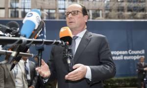 Ολάντ: «Ζωτικής σημασίας το Eurogroup του Σαββάτου»