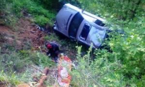 Τραγωδία στο Λασίθι: Έπαθε καρδιακή προσβολή κι έπεσε στον γκρεμό