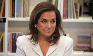 Μπακογιάννη: Η ΝΔ δεν μπορεί να αρνηθεί να ψηφίσει τη συμφωνία