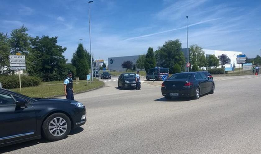 Νέο σοκ στη Γαλλία-Επίθεση τζιχαντιστών σε εργοστάσιο